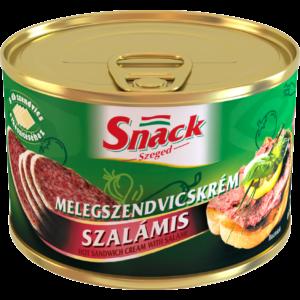 Snack Szalámis melegszendvicskrém 190g