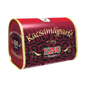 King Kacsamájparfé 145g